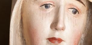 Figura Matki Bożej z XVI w.