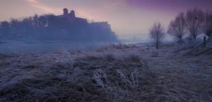 Zimowe poranki w Piekarach