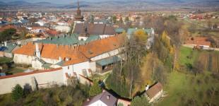 Klasztor Siostr Klarysekw  tarym Saczu